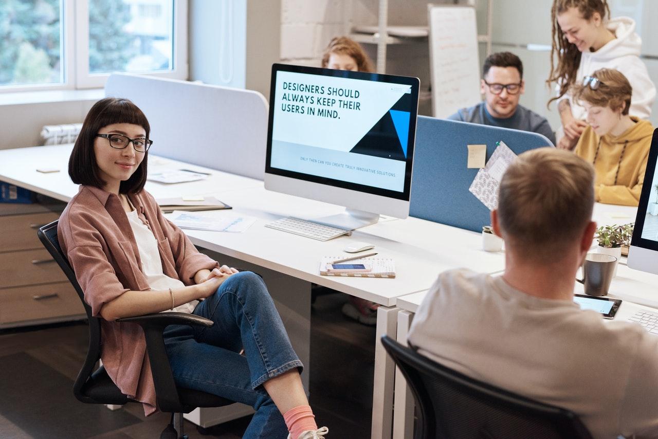 Designer Team Pixel Executive
