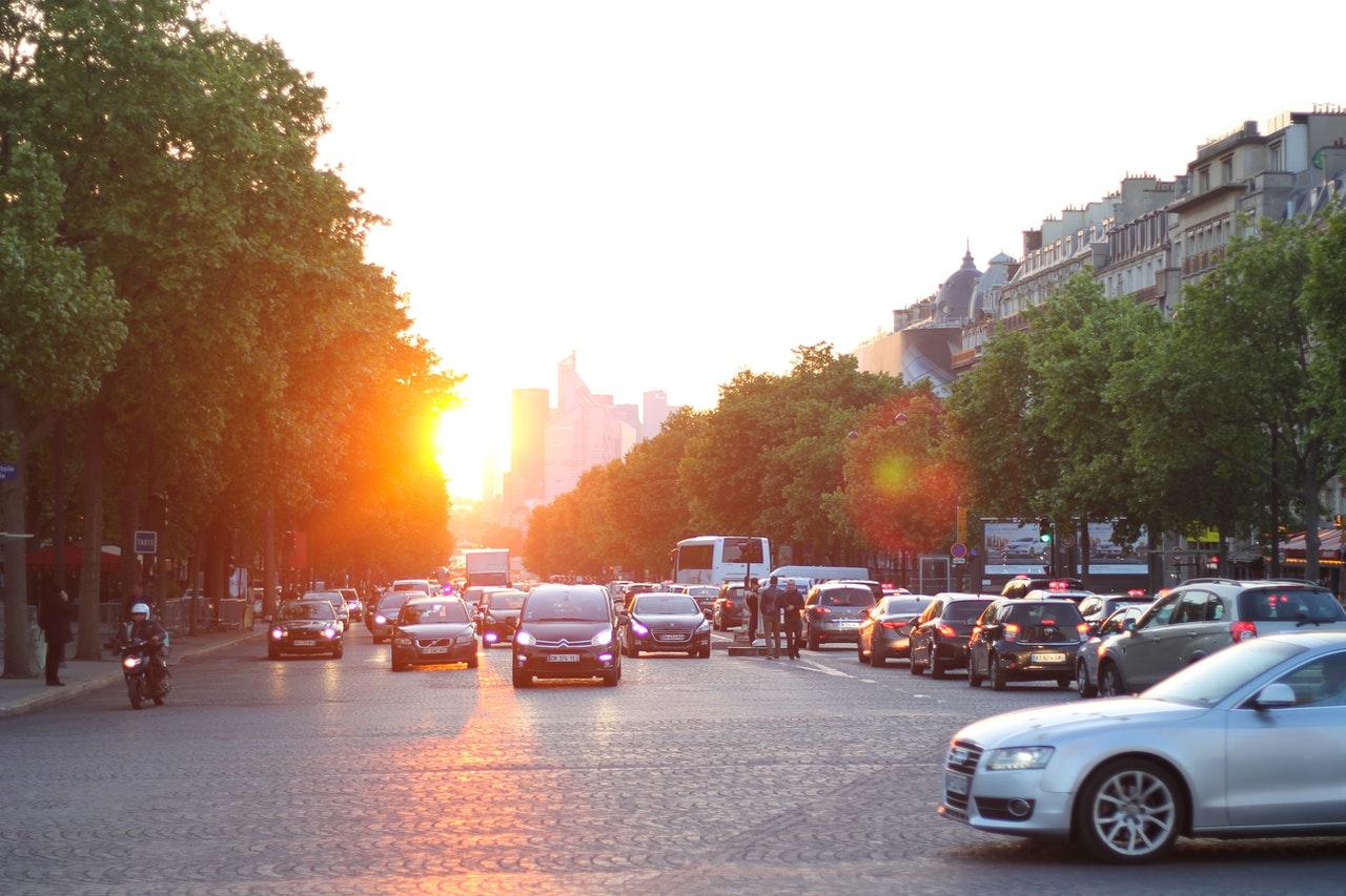 Image Paris street